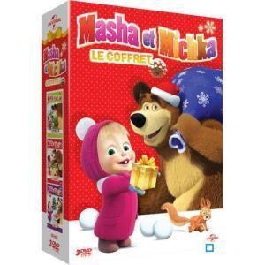 masha et michka dvd jouets et produits d riv s. Black Bedroom Furniture Sets. Home Design Ideas