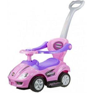 Porteur MegaCar Cabriole rose