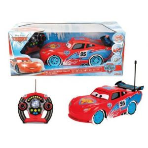 Dickie Toys Voiture radiocommandée Cars Flash McQueen 1/12