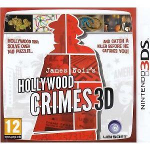 James Noir's Hollywood Crimes sur 3DS