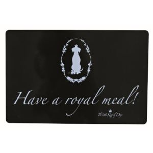 Trixie Have a royal meal ! - Set de table pour chien