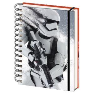Carnet Episode 7 The Force Awakens Stormtrooper Splatter