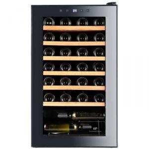 Continental Edison CECWC48LED - Cave a vin de mise à température 48 bouteilles