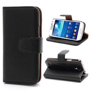 Mtp products MLC-I9190-05A - Étui portefeuille pour Samsung Galaxy S4 Mini I9190, I9192, I9195