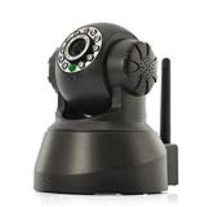 High-Tech Place Leia - Caméra IP sans fil motorisée