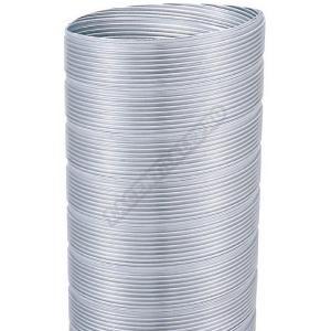 Isotip 654614 - Flexible pour tubage TIPOLINOX diamètre 140-146 (touret bois) longueur 100 mètres inox 316