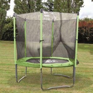 Filet trampoline 244 cm comparer 36 offres - Filet de protection trampoline 244 ...