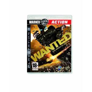 Wanted : Les Armes du Destin sur PS3