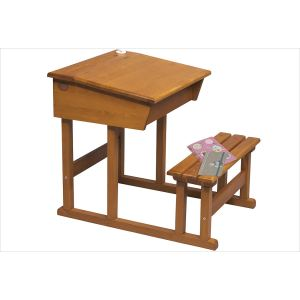 Moulin roty Pupitre d'écolier en bois