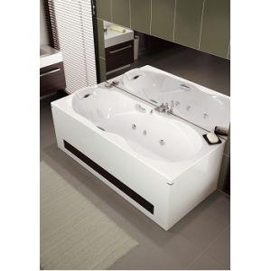 baignoire balneo 160x75 comparer 26 offres. Black Bedroom Furniture Sets. Home Design Ideas