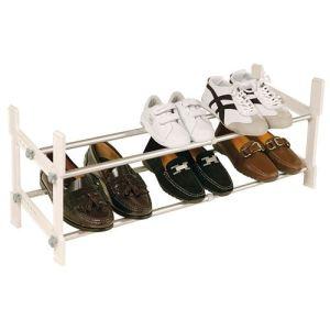 Etagere chaussures extensible comparer 33 offres - Rangement chaussures telescopique ...