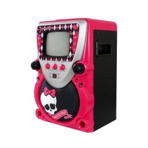 Techtraining Karaoké Monster High avec microphone