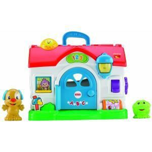 Fisher-Price La maison d'éveil de Puppy