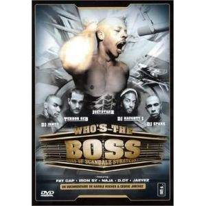 Who's The B.O.S.S. (Boss of Scandalz Strategyz)