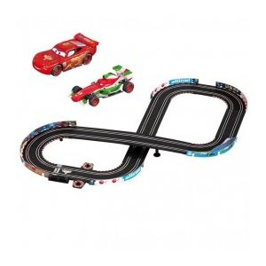 Carrera 62300 Go!!! - Circuit Disney Cars Downtown Drifter