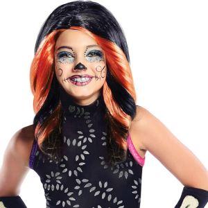 Rubie's Perruque Skelita Calaveras Monster High