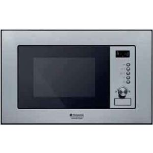 Hotpoint MWHA 122.1 - Micro-ondes encastrable avec Grill