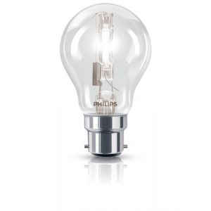 Philips 925637344202 - Ampoule Eco-Halogène Standard Culot B22 105 Watts consommés (Equivalence incandescence  140W)