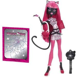 Mattel Monster High Catty Noir Photo de classe