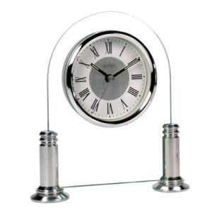 Acctim 36427 - Pendule de chéminée Bewdley en métal (45 x 157 x 173 cm)
