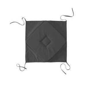 Today Galette de chaise 4 coins en polyester (40 x 40 cm)