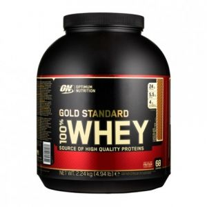 Optimum nutrition 100% Whey Gold Standard 2,2 Kg (Parfum:Peanut Butter)