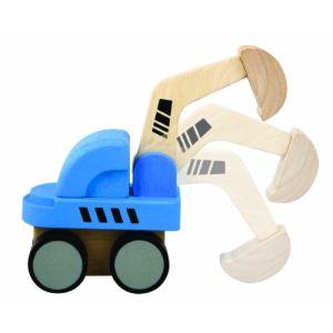 Plan Toys Camion pelleteuse