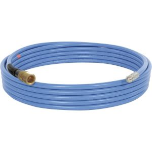 Kränzle 41058.2 - Flexible de canalisation avec buse 20 m pour nettoyeurs haute pression