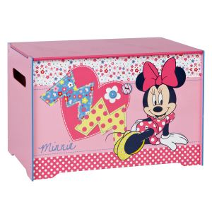 Malle à jouets Minnie Mouse