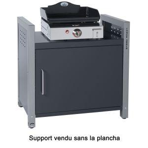 Forgeadour SPFF 46 - Support bi-couleur en acier pour plancha 450 et 600