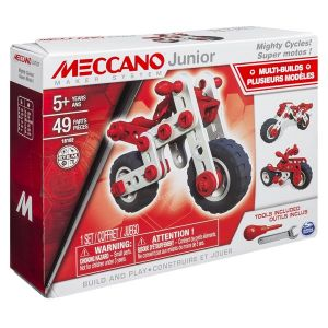 Spin Master Meccano Junior : 6026957 Super motos