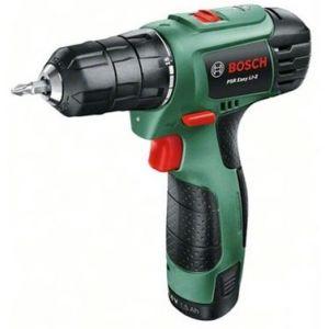 Bosch PSR Expert (06039A2104) - Perceuse visseuse 10.8V, 2 batteries 1,5 Ah, chargeur, coffret
