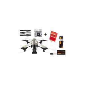 Parrot Pack drone AR 2.0 GPS + Flight recorder + accessoires de rechange
