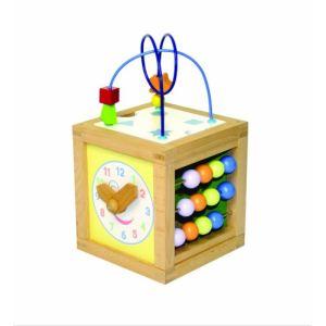 Parkfield Cube d'activités en bois