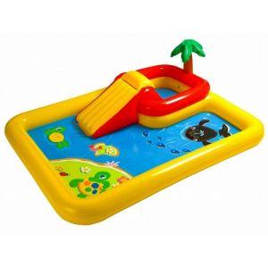 Intex Ocean Play Center - Piscine air de jeux Palmier