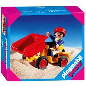 Playmobil 4600 - Enfant et dumper