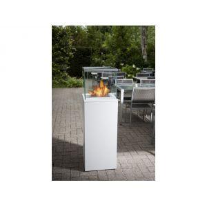 Bio-Blaze Column - Cheminée bio-éthanol sur colonne
