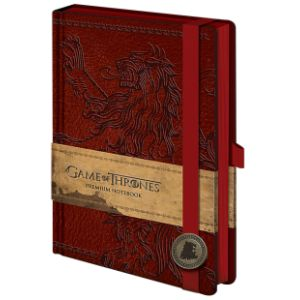 Pyramid International Carnet Game Of Thrones Lannister A5