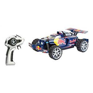 Carrera Red Bull Buggy NX2 radiocommandé 1:18