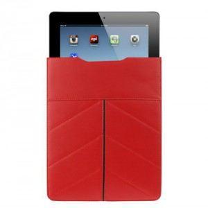 LambeMu E17N1-IPAD3-0486 - Pochette en cuir de luxe pour iPad