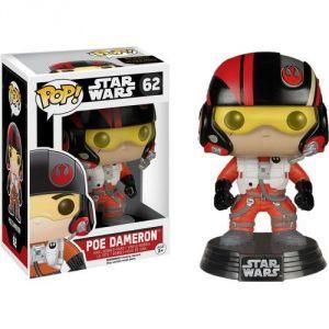 Funko Figurine Pop! Star Wars Episode 7 Poe Dameron