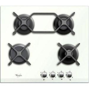 Whirlpool AKT 424 - Table de cuisson gaz 4 foyers