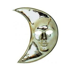 Smiffy's Masque lune en plastique