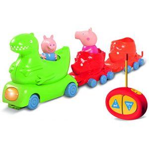 IMC Toys Train radiocommandé en route avec Peppa