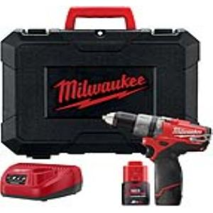 Milwaukee M12 CPD 202C - Perceuse à percussion 12V
