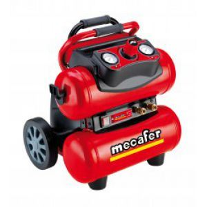 Mecafer 425535 - Compresseur Rollair 2x8L 1.5HP