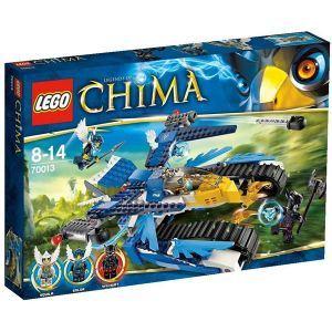 Lego 70013 - Legends of Chima : L'ultra Striker d'Equila