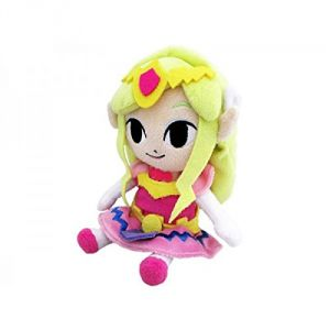 Together Peluche Princess of Zelda 17 cm