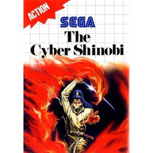 The Cyber Shinobi sur Master System