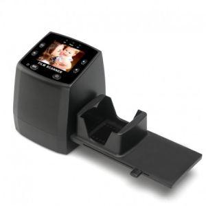 """High-Tech Place Scanner film/négatifs 5MP écran 2,4"""" Sortie TV SD"""